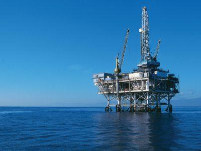 Oil platform support service
